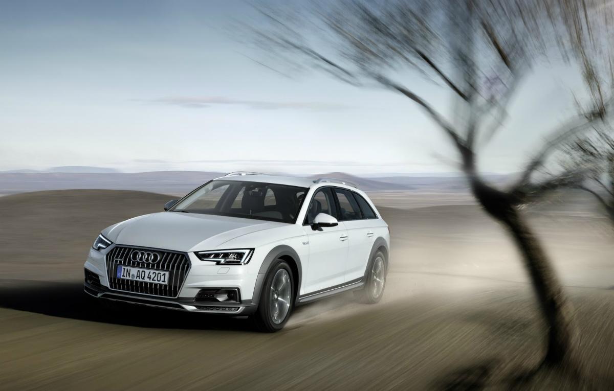 Inapoi la articol Audi A4 Allroad quattro – Debut oficial în ...