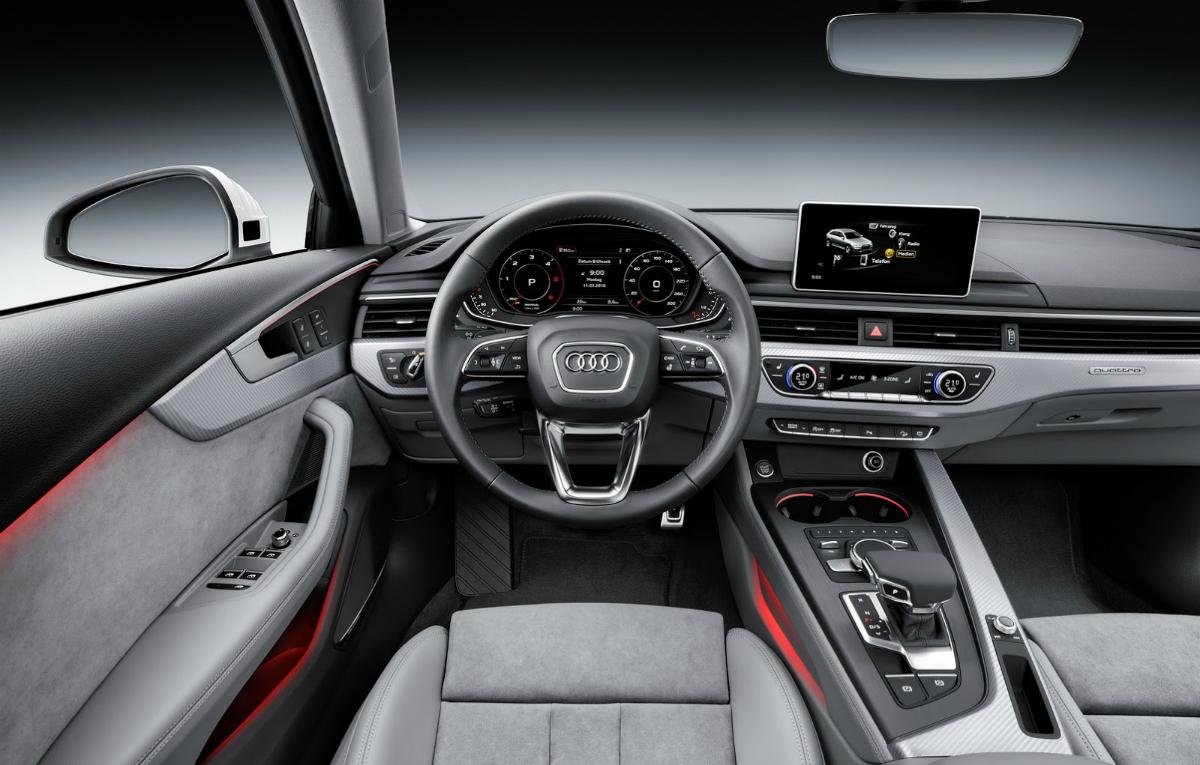 2016 Audi A4 Allroad Quattro Detroit 12 Auto Bild