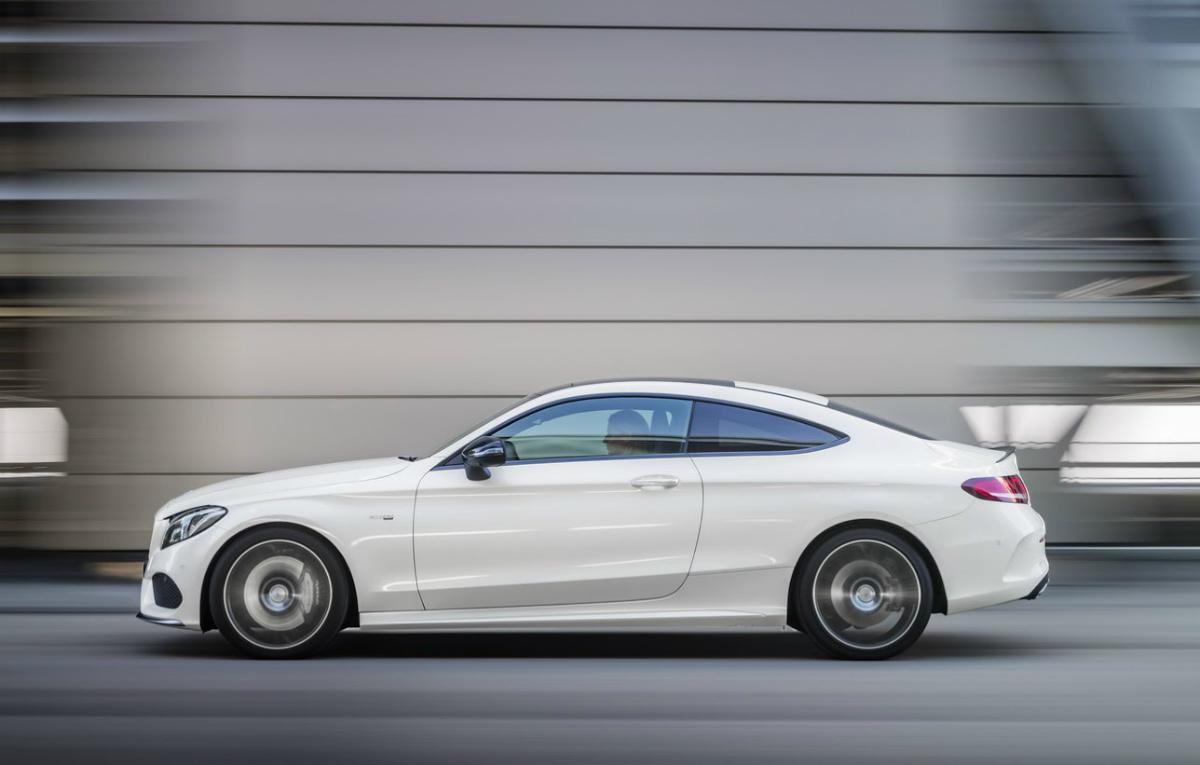 2016 mercedes-amg c43 coupe geneva (8) - AUTO BILD