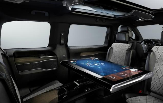 Peugeot Traveller i-Lab VIP 3.0 Shuttle  geneva 2016 (4)