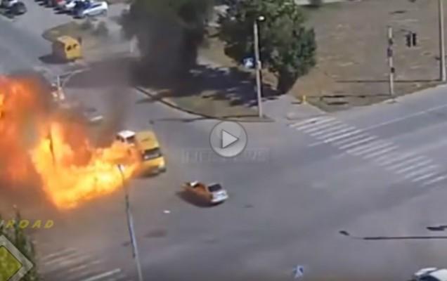 explozie instalatii de gaz
