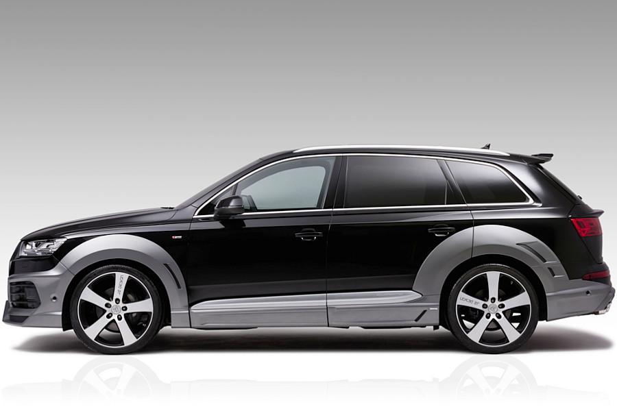 2016 Audi Q7 Je Design 7 Auto Bild