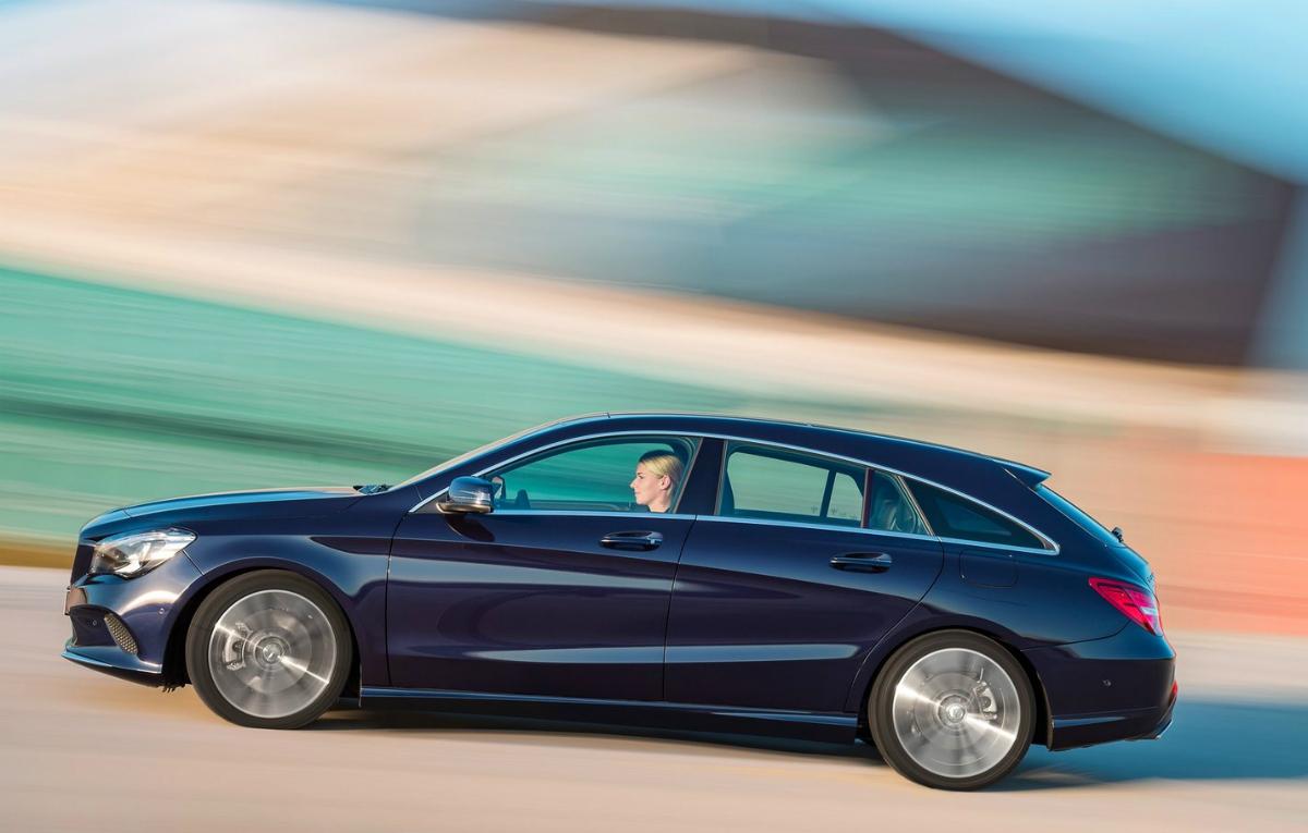 Inapoi la articol Mercedes-Benz CLA și CLA Shooting Brake facelift ... Viva
