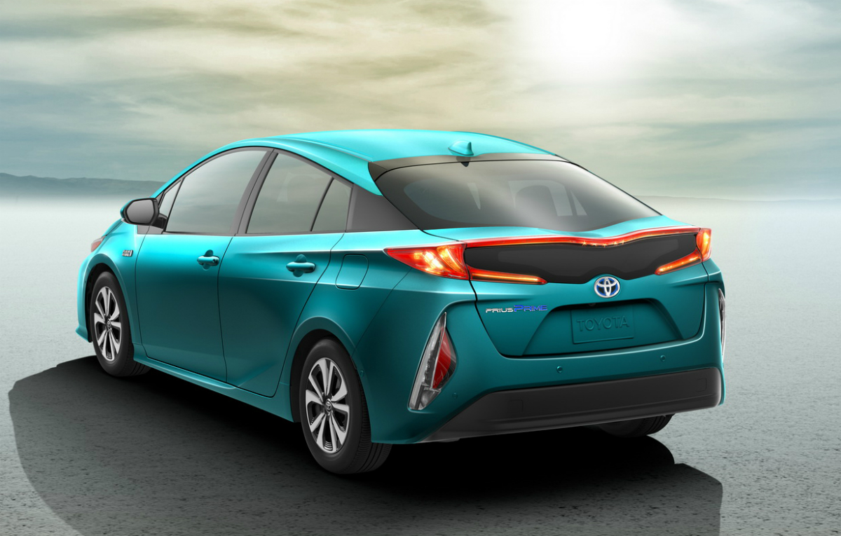 2016 Toyota Prime Plug In New York 5 Auto Bild