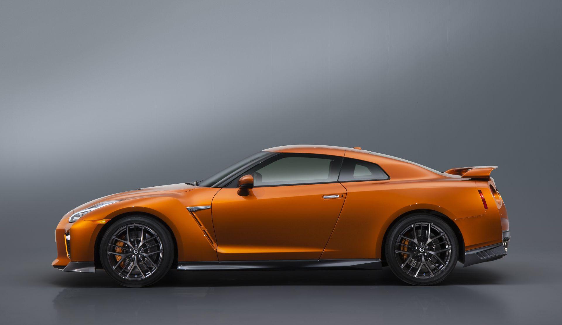 2017 nissan gt r 12 auto bild