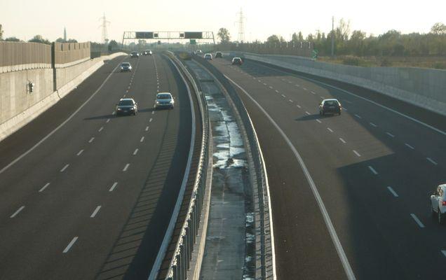 bariera autostrada