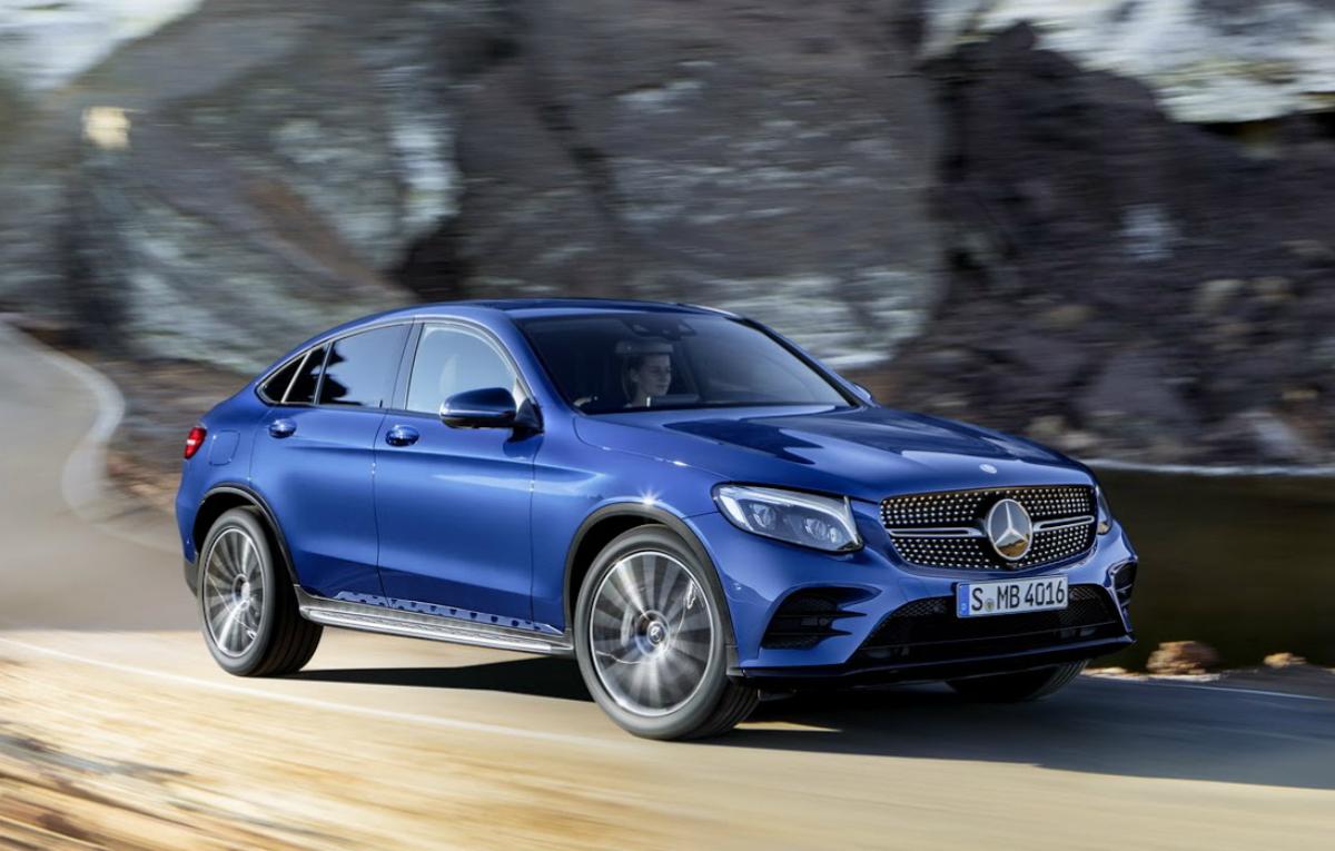 Mercedes benz a prezentat noul glc coupe headline for Mercedes benz new rochelle ny