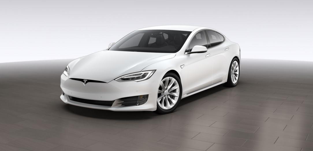 2017 Tesla Model S Facelift 5 Auto Bild