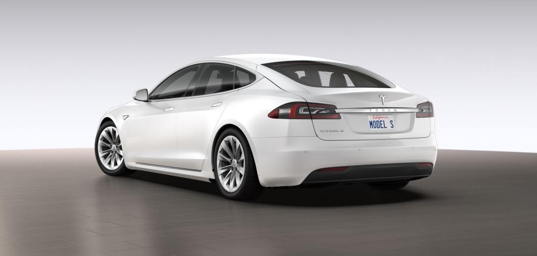 2017 Tesla Model S Facelift 7 Auto Bild