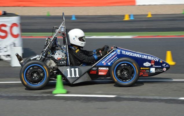 BlueStreamline Silverstone UK