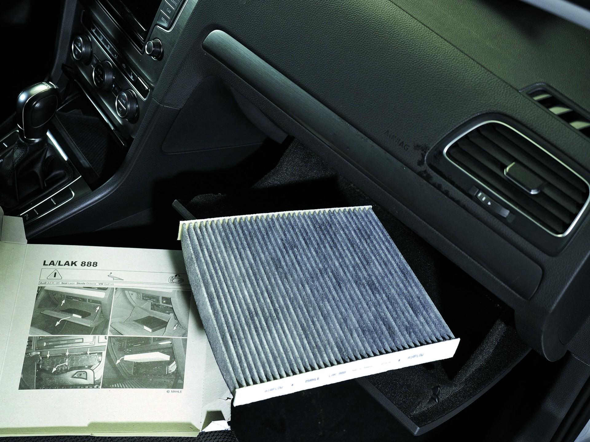 Auto Feuchtigkeit Innenraum