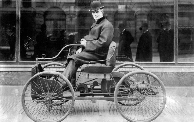 FordQuadricycle