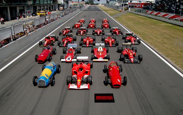 Pierderea în greutate în cursa f1, Cateva lucruri despre Formula 1