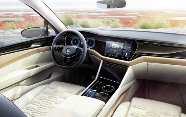 volkswagen T-Prime Concept GTE beijing (8)