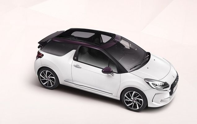 Citroen DS3 Givenchy