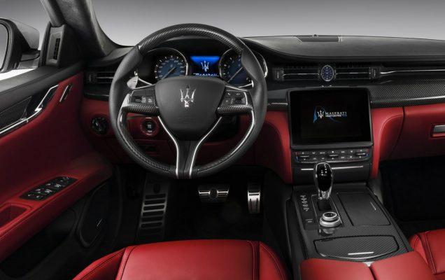 2016 maserati quattroporte facelift (4)