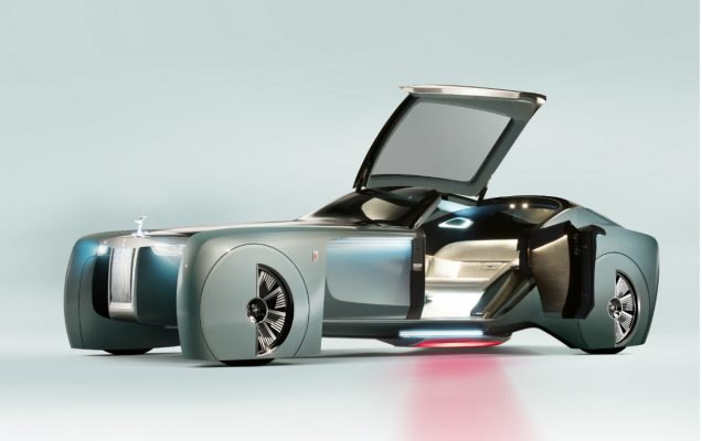 Rolls-Royce Vision Next 100 (8)