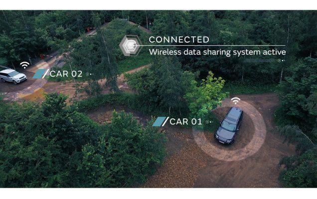 Jaguar Land Rover autonomous6
