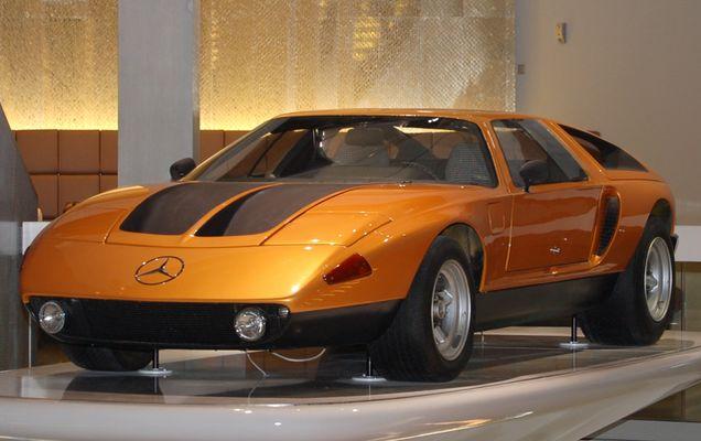 Mercedes-Benz C-111
