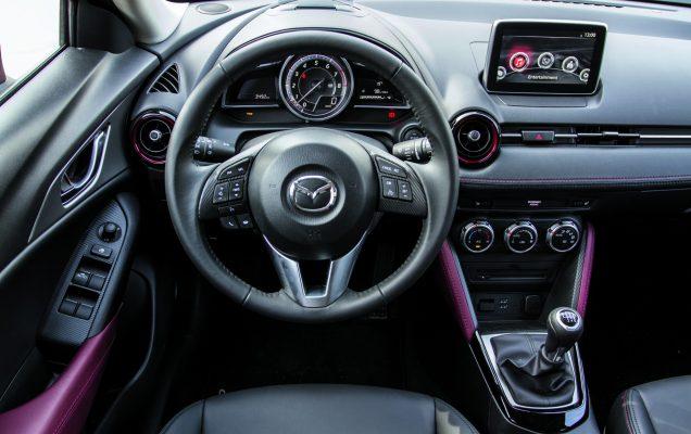 Mazda CX-3 Skyactiv-G 150 AWD