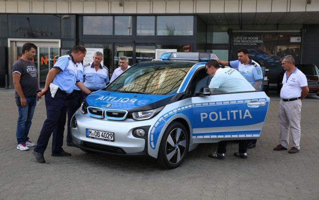 bmw i3 politia capitalei (1)