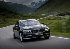 BMW 740e iPerformance: