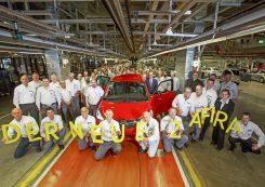 2016 Opel zafira facelift