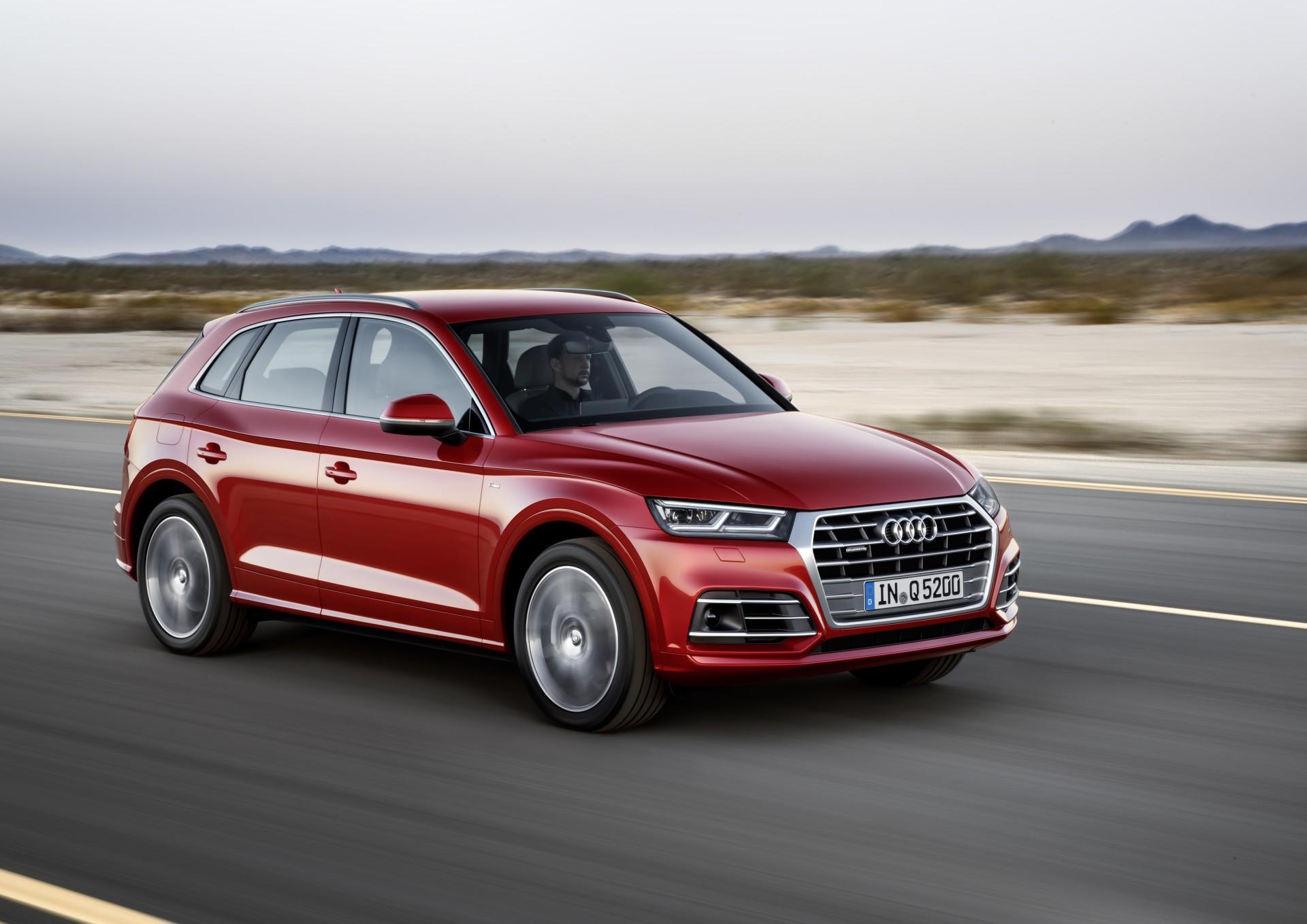 Audi Q5 Auto Bild