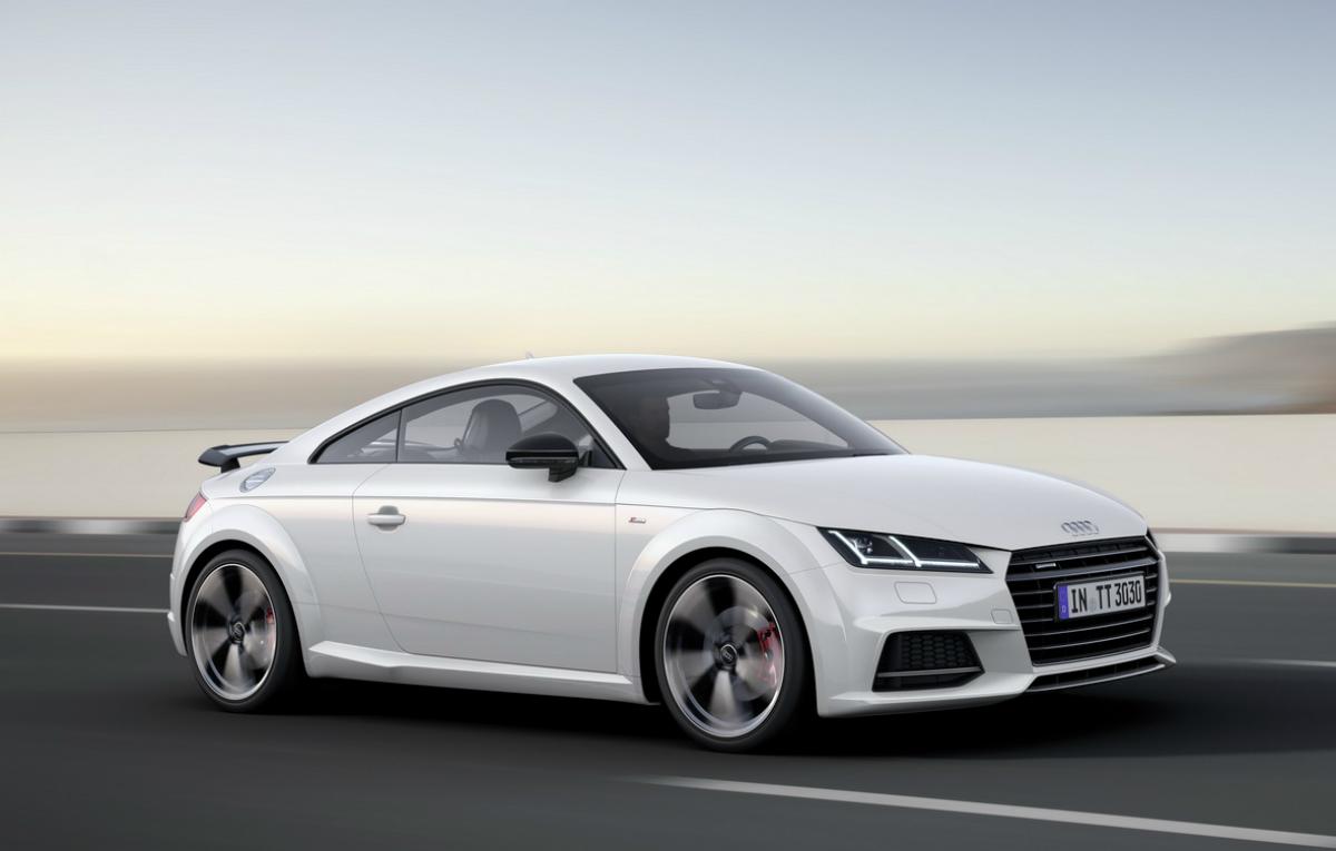 Audi Tt S Line Competition 4 Auto Bild