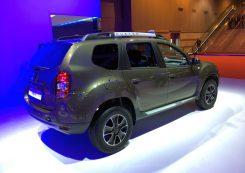 Dacia Duster EDC