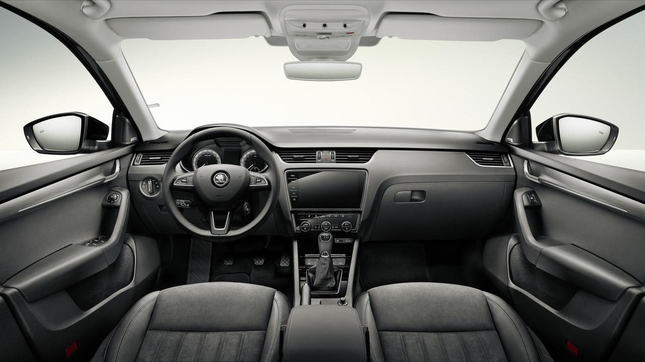 2016-skoda-octavia-facelift-interior-3 - AUTO BILD