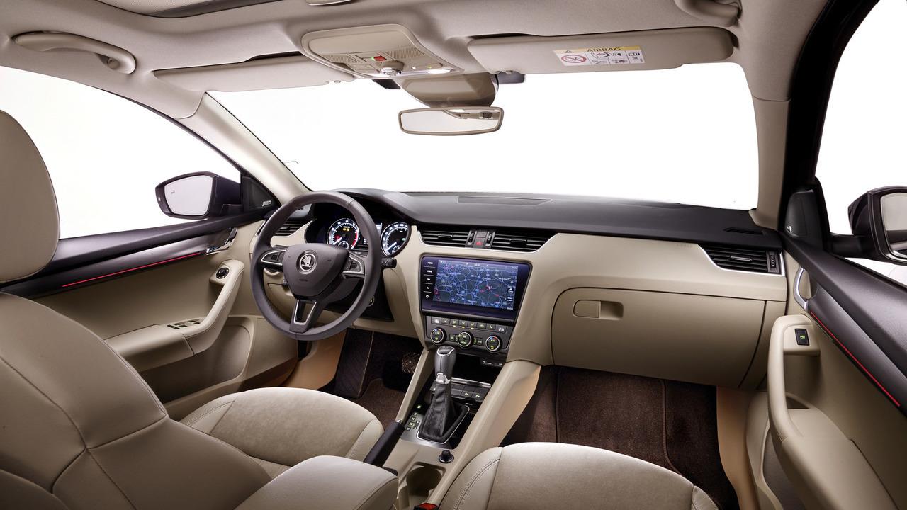 2016-skoda-octavia-facelift-interior-4 - AUTO BILD