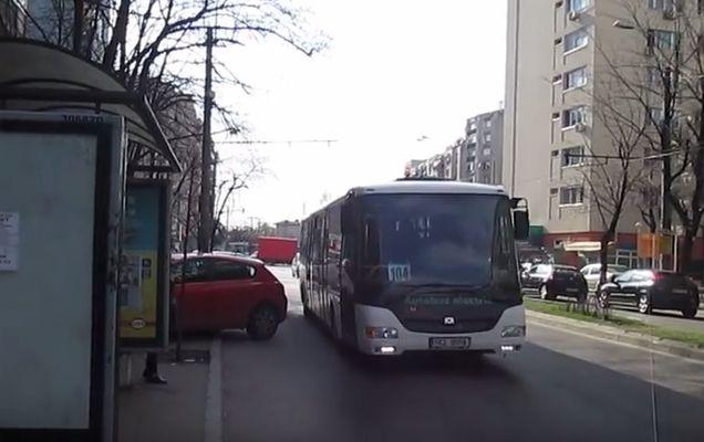 Banc bul n autobuz funny auto bild for Banc auto