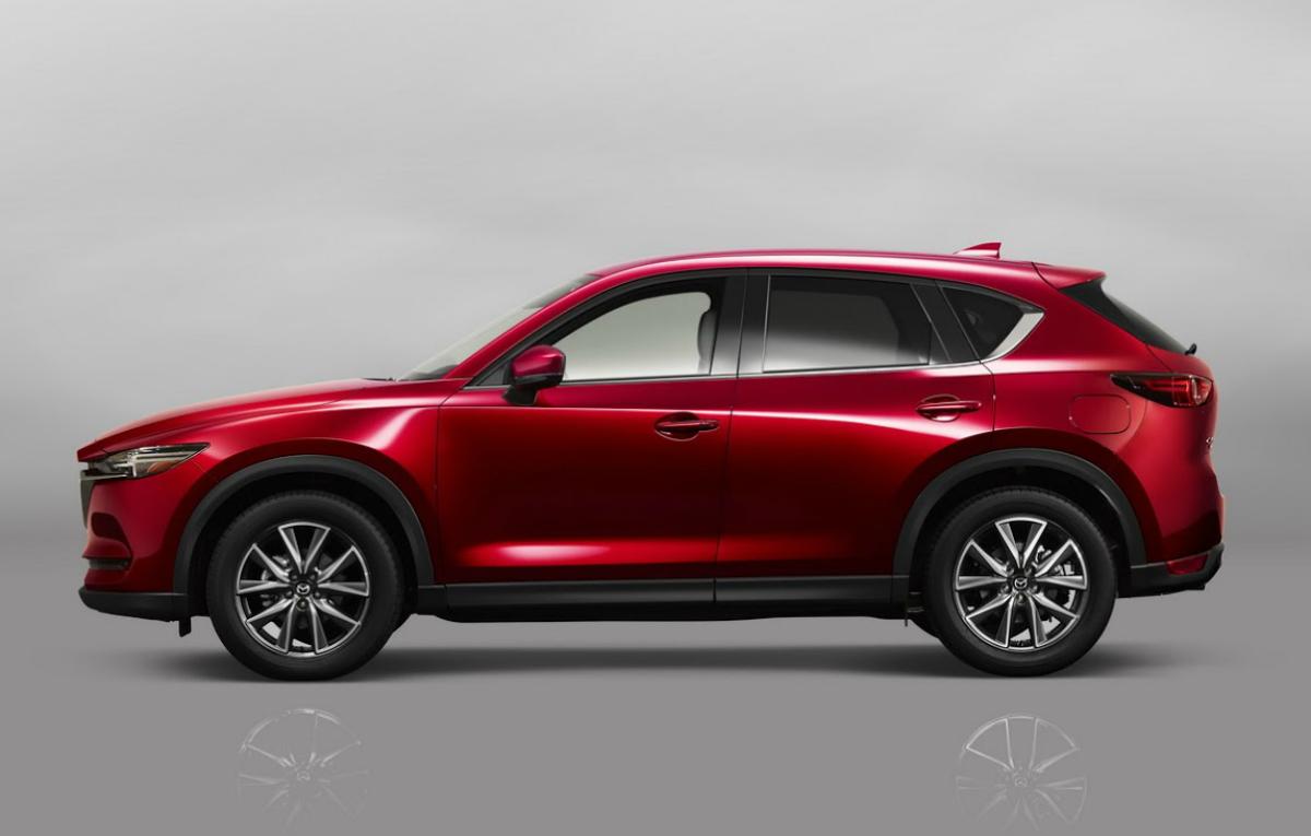 2017 Mazda Cx 5 7 Auto Bild