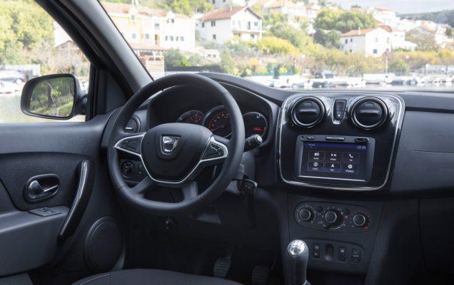 Dacia Sandero SCe 75