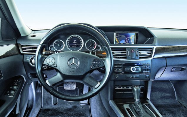 Mercedes Clasa E W 212