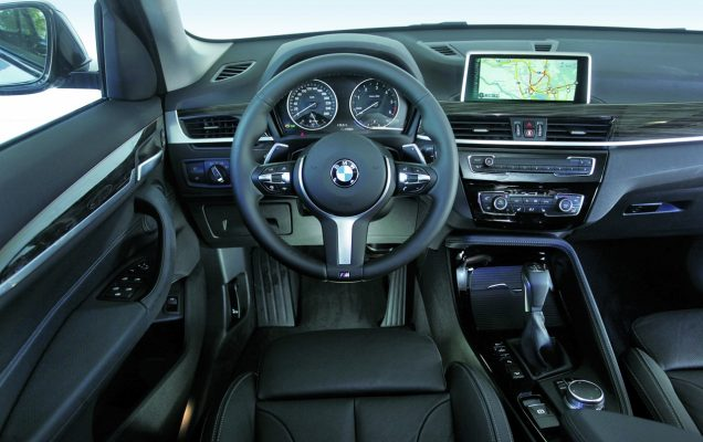 BMW X1 vs VW Tiguan