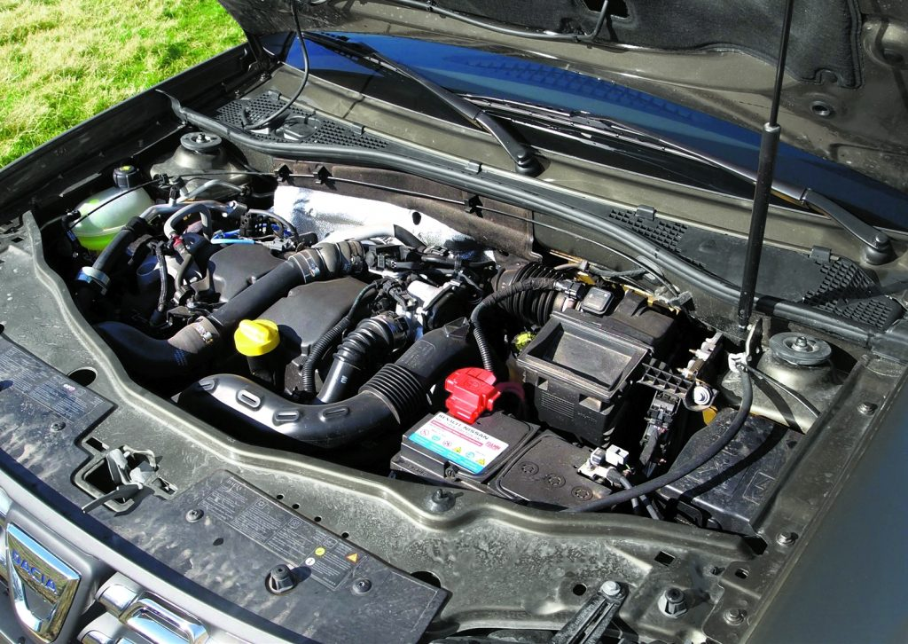 Dacia Duster 1.5 dCi EDC
