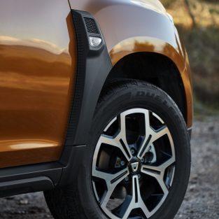 Renault pregăteşte un nou SUV bazat pe Duster