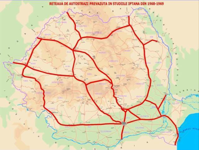 Cum Voia Ceaușescu Să Construiască 3 200 Km De Autostradă