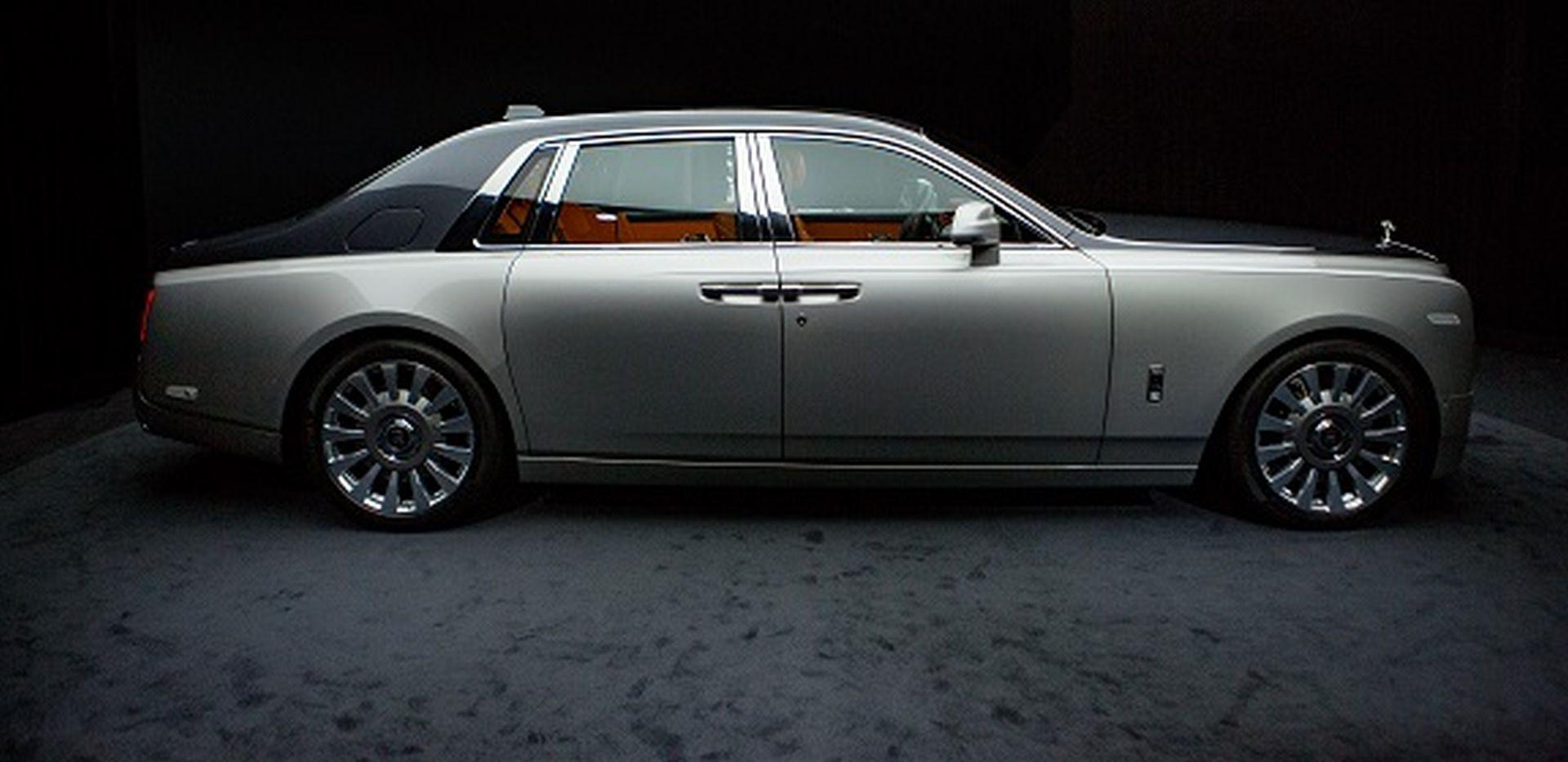 Rolls Royce Suomi