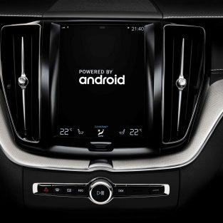 Volvo va include mai multe aplicaţii de la Google în sistemul de infotainment