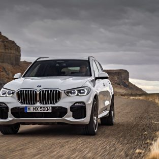 BMW X5 are
