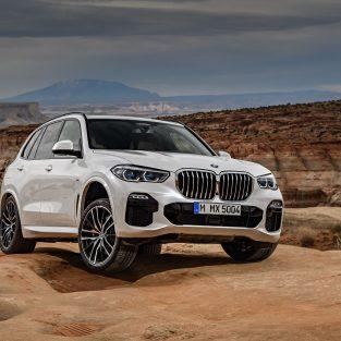 Noul BMW X5 - galerie foto și informații complete