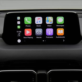 Mazda integrează Apple CarPlay și Android Auto în sistemul MZD Connect