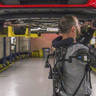 bionic Ford