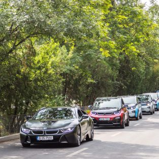 Mașinilor eco