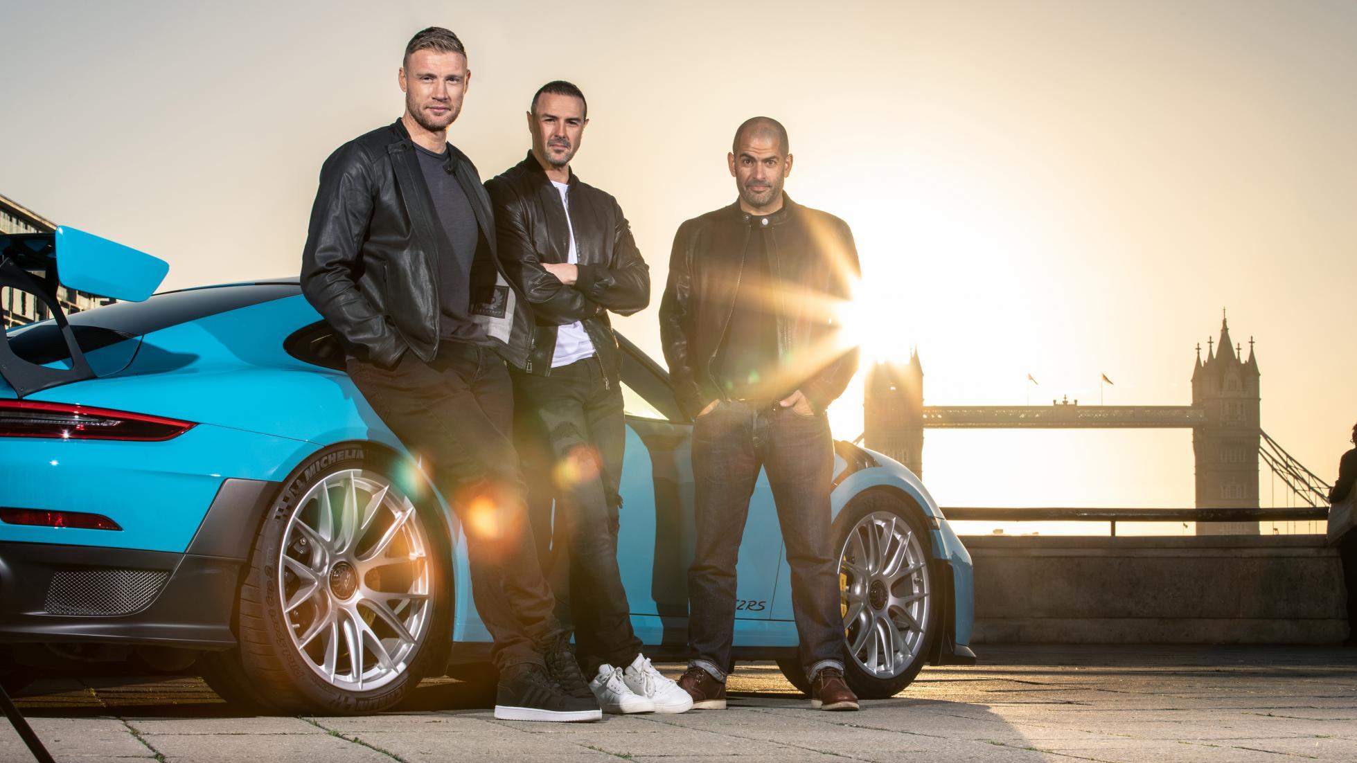 Emisiunea Top Gear își schimbă din nou prezentatorii