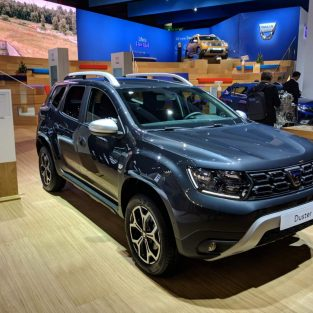 Dacia Duster are