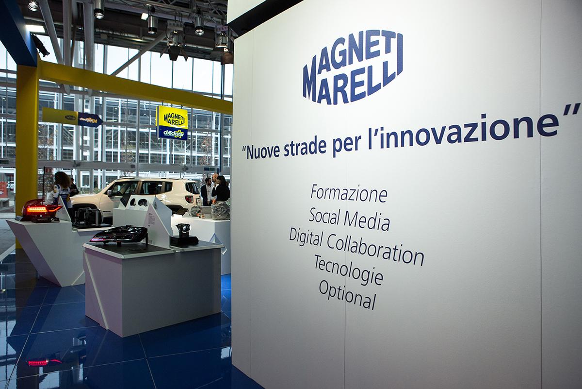 Fiat Chrysler Automobiles a vândut Magneti Marelli